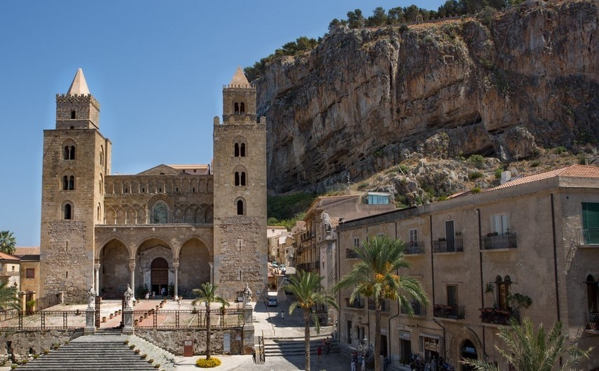 Cefalù, Cattedrale